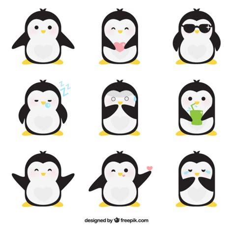 imagenes de cumpleaños vectores pinguino amor fotos y vectores gratis