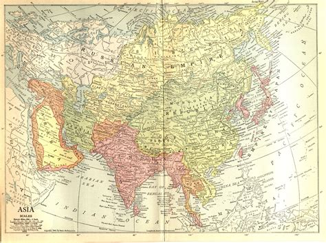 printable world map asia printable map of asia political map 1914 free