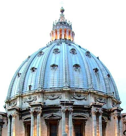 visitare cupola di san pietro visitare a roma la cupola della basilica di san pietro