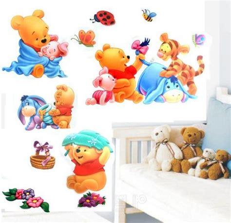 Wandtattoo Für Kinderzimmer Winnie Pooh by Wandtattoo Winnie Pooh Reuniecollegenoetsele