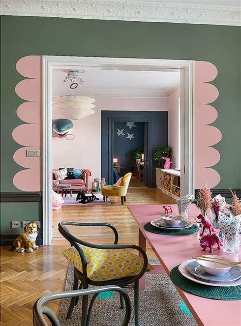 Deco Salon Kaki by La D 233 Co Couleur Vert Kaki Inspiration Clem Around The
