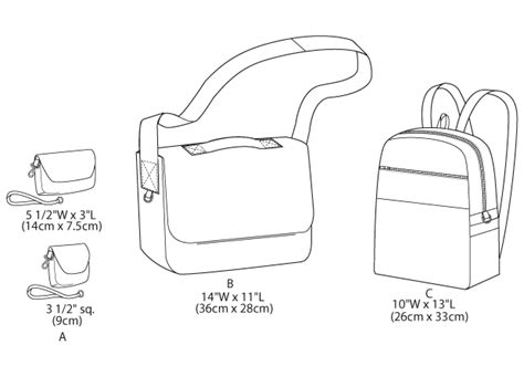 Mccall S 6424 Cases Bag And Backpack Backpack Design Template