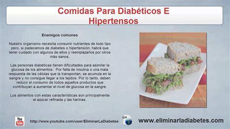 alimentos para diabeticos tipo 2 e hipertensos genial recetas de cocina para hipertensos fotos