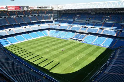 entradas visita santiago bernabeu tour bernab 233 u as 237 es la visita al estadio del real madrid