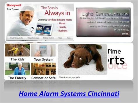 home alarm systems cincinnati
