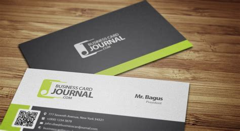 material design business card template free jasa desain kartu nama creo house