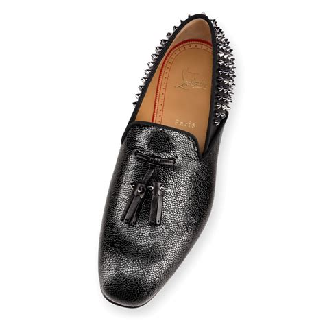 spiked loafers mens christian louboutin mens spiked loafers christian