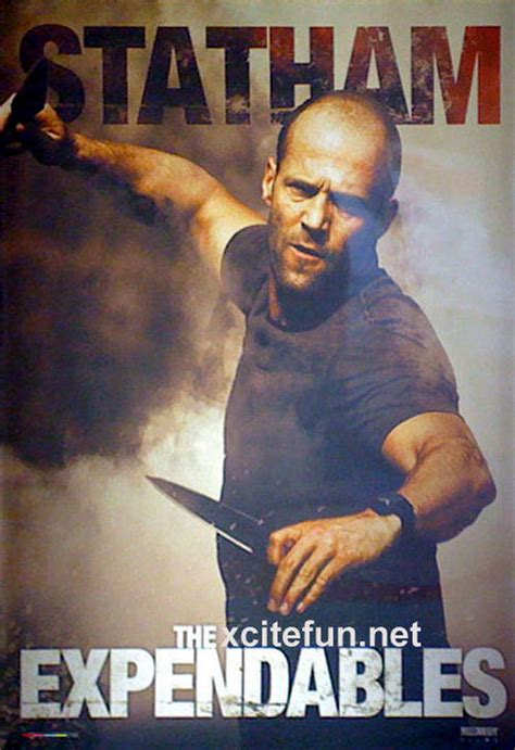 film jason statham keren the expendables choose your weapon movie posters