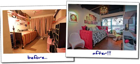 before and after 1 day bedroom makeover 187 curbly diy design decor christine s bedroom makeover blissfulbedrooms