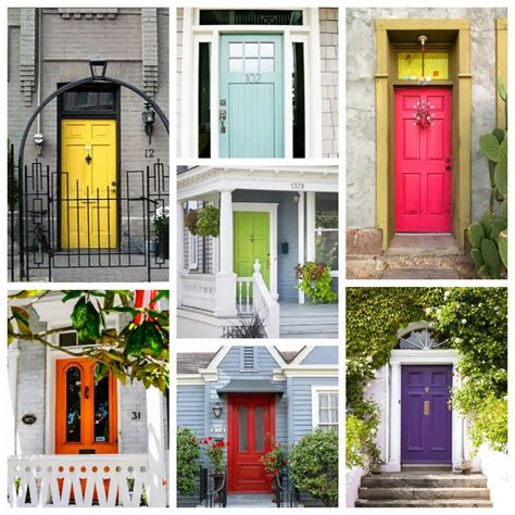 Feng Shui Hauseingang by Feng Shui Front Door Colors Facing East Home Decor