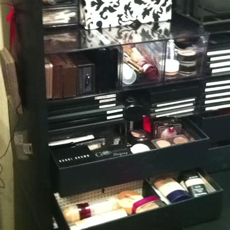 Cheap Muji Drawers by Cheap Version Of The Acrylic Makeup