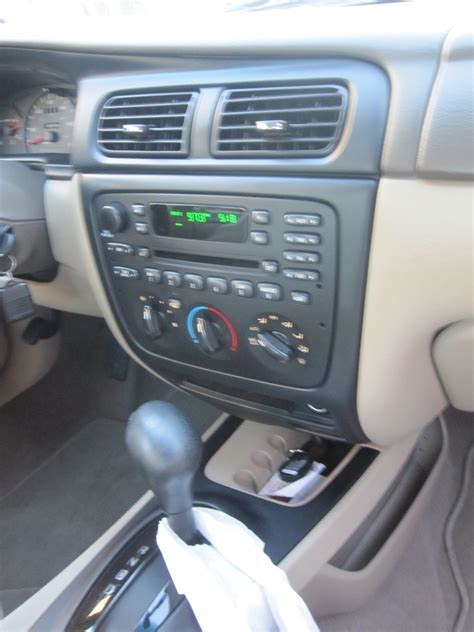 2002 Ford Taurus Interior by 2002 Ford Taurus Pictures Cargurus