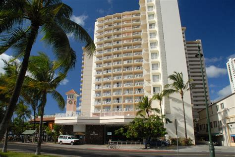 Oahu Resort Hotels & Condos   Park Shore