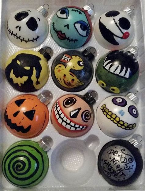 how to make nightmare before ornaments best 25 nightmare before ornaments ideas on