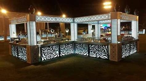 Wedding Counter at Rs 135000 /set   Food Catering Counter