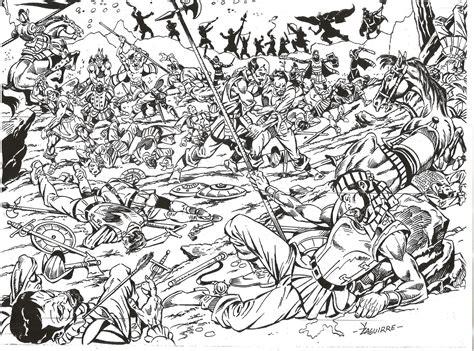 imagenes para colorear batalla de la victoria batalla de la victoria dibujos imagui