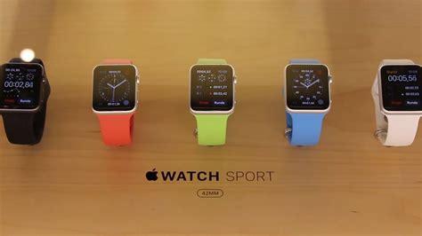 color comparison apple sport color comparison