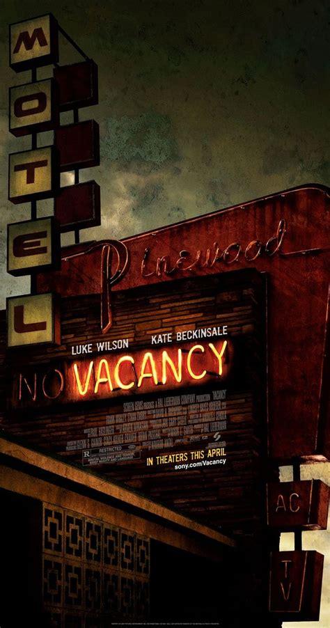 imdb the room vacancy 2007 imdb