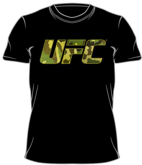 Ufc Tshirt ufc jungle camo t shirt fighterxfashion