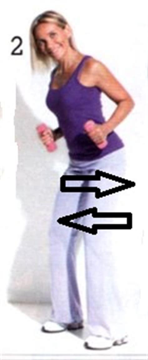 ginnastica per interno braccia esercizi braccia con pesi braccia toniche con quattro