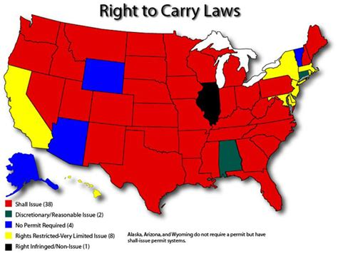 texas chl reciprocity map free miami gun and concealed weapons course free weekly gun classes in miami and ccw