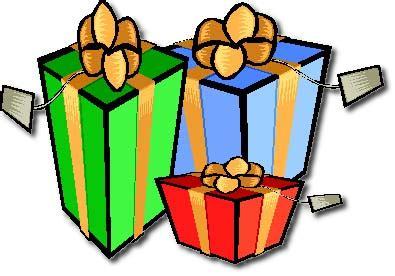 gift animated christmas t clipart clipartfest 3