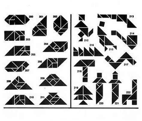 ilusiones opticas resueltas desarrollo del pensamiento tangram