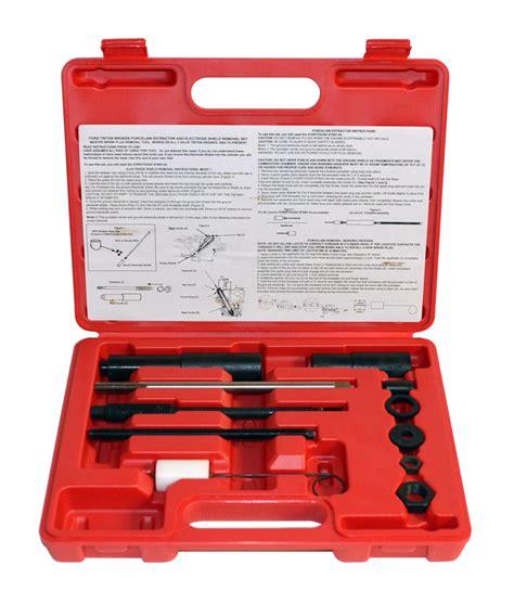 ford set ford triton spark plug extractor master set cal van tools