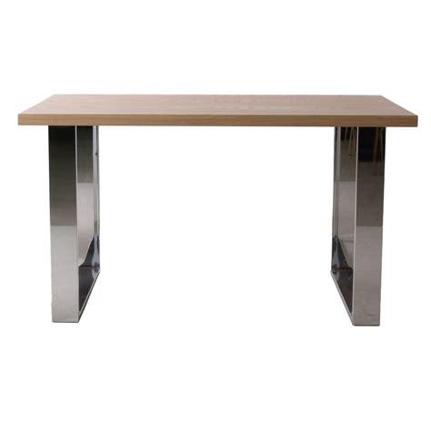 Pieds Metal Pour Table 6726 by Table Plateau Bois Pieds M 233 Tal Brin D Ouest