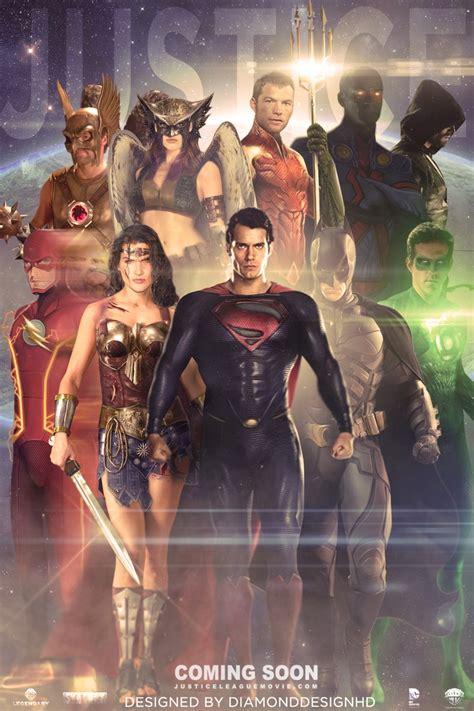 film justice league the movie justice league news trailers release date plot cast