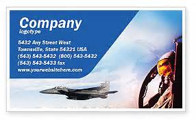 aviation business cards templates fighter aircraft business card template layout