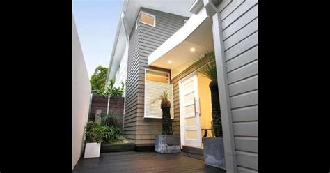 House Interiors renovated queenslander workers cottage the entry is at