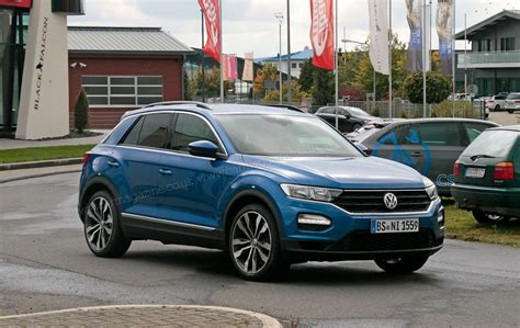 vw t roc 2018 vw t roc r 2018 revealed in pictures by car magazine