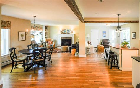 pictures of open floor plans sopo cottage creating an open floor plan from a 1940 s