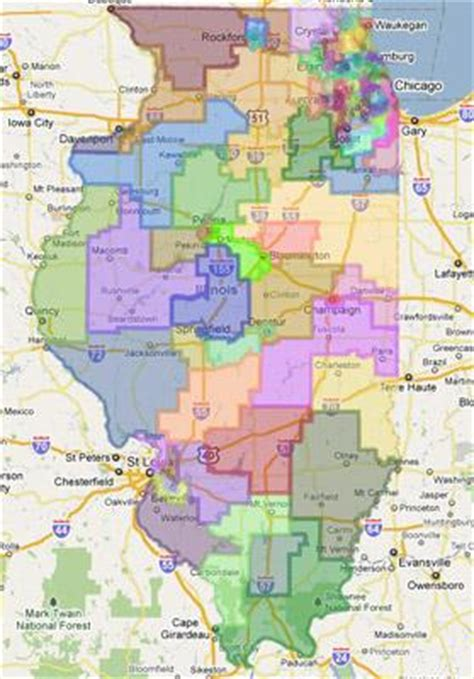 illinois house of representatives democrats unveil plan for ill house districts st louis public radio