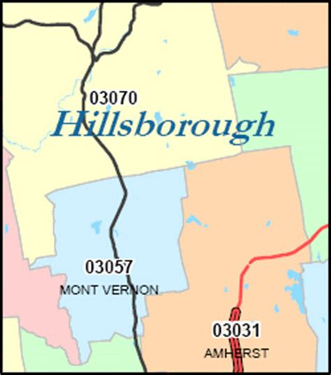 new hshire zip code map new hshire zip code map including county maps