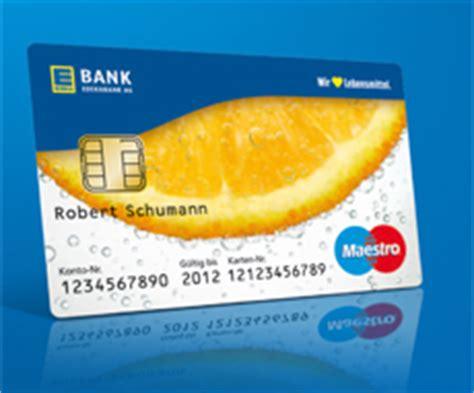 edeka bank edekabank erfahrungen banking sparplan girokonto