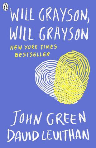 grayson books will grayson will grayson by green