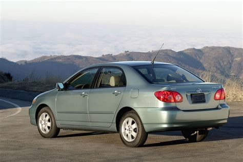Toyota Corolla 2008 Price 2008 Toyota Corolla Reviews Specs And Prices Cars