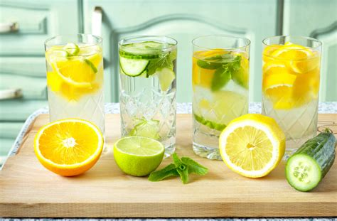 Does Lemon Detox Water Really Work by The About Skin Detoxing Orogold Ingredients