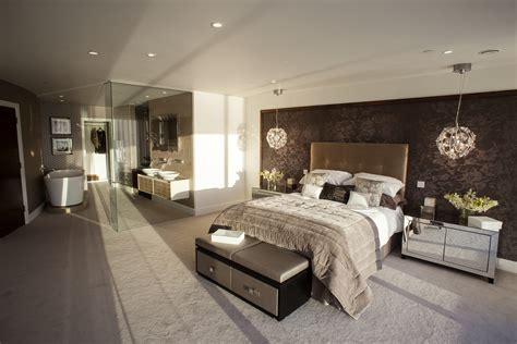 open plan bedroom ensuite master bedroom ensuite designs