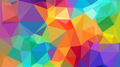colorful geometric wallpaper wallpaper geometric color 20 2k uhd by airworldking on