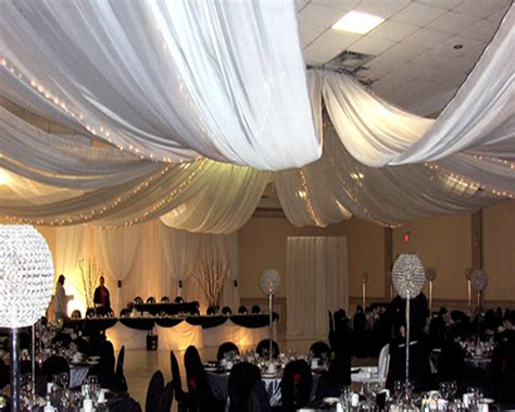 ceiling draping kit ceiling drape kits ceiling draping fabric event d 233 cor