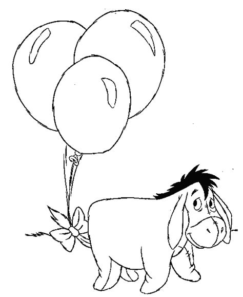animations a 2 z coloring pages of winnie the pooh