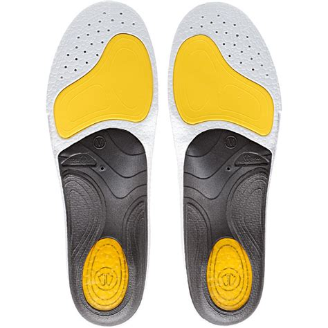 Sidas 3feet Activ Low Arch Insoles 3feet activ high sidas