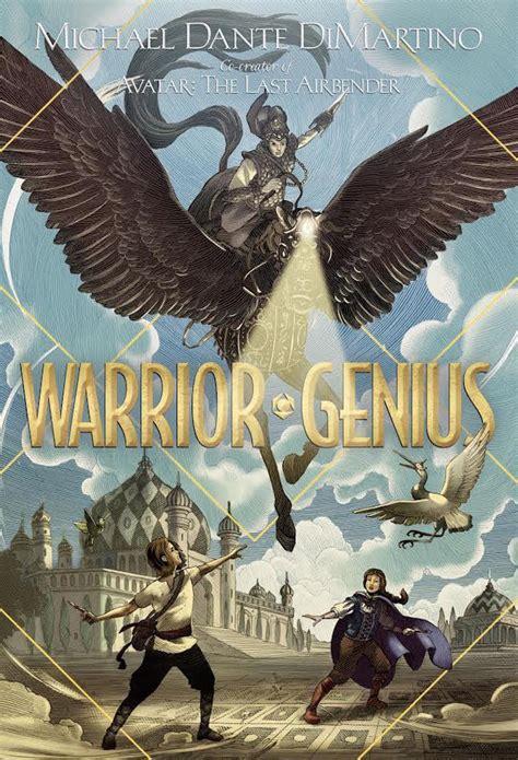 exclusive warrior genius by michael dante dimartino
