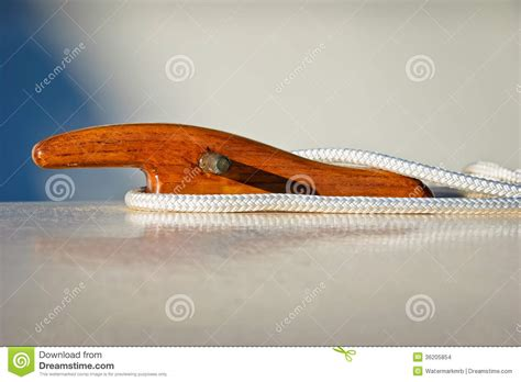 boat cleats wooden wooden cleat stock images image 36205854