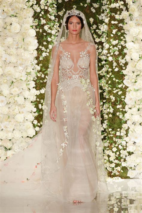 the biggest wedding trends for 2015 bridalguide reem acra fall 2015 attention brides the 6 biggest