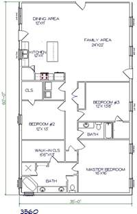 Texas Home Floor Plans by Barndominium Floor Plans With Mueller Barns Joy Studio