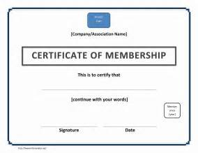 free membership card template certificate freewordtemplates net